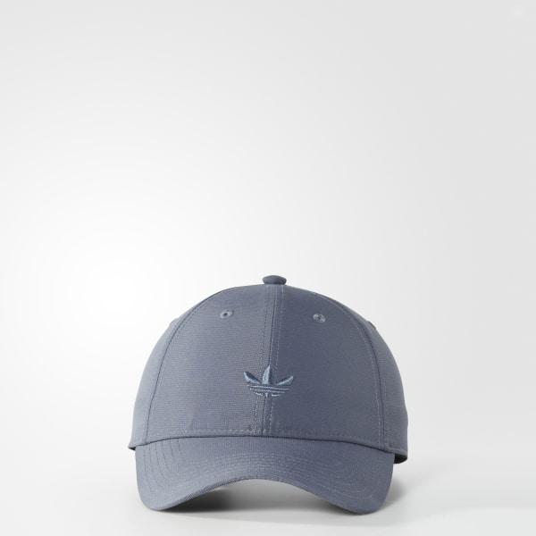4b3193c0529 adidas Relaxed Modern Hat - Grey