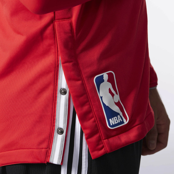 Rockets On-Court Warm-Up Jacket Houston Rockets BK7614 1f07ffe68