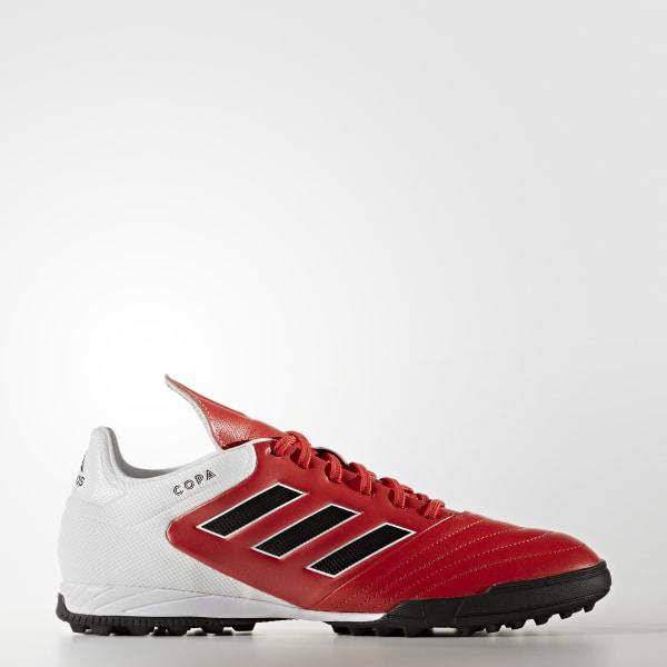 Botines de fútbol copa 17.3 Césped Sintético RED CORE BLACK FTWR WHITE  BB3557 6d41c1d0a8859