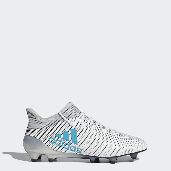 Zapatos de Fútbol X 17.1 Terreno Firme FTWR WHITE ENERGY BLUE S17 CLEAR GREY 44ecfcd705454