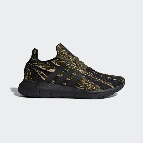 40ead84223efc Swift Run Shoes Core Black   Core Black   Olive Cargo AQ0818