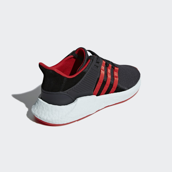 best sneakers 18386 eedb5 EQT Support 9317 Yuanxiao Shoes CarbonCore BlackScarlet DB2571