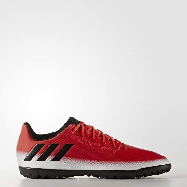 Botas Messi 16.3 Pasto Sintético RED CORE BLACK FTWR WHITE BB5646 2fb2cab8d89d9