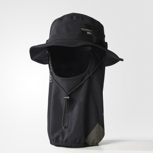 adidas EQT Boonie Cap - Black  a5ec4d736e7