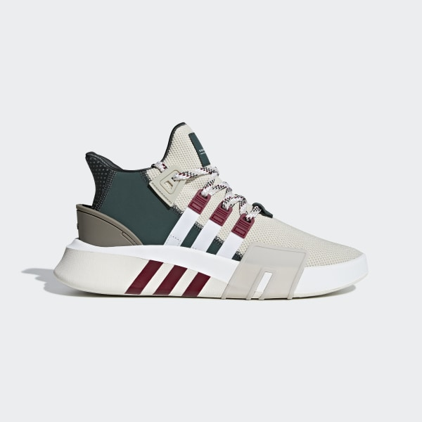 timeless design 6bf22 ac957 Zapatilla EQT Bask ADV Clear Brown   Ftwr White   Collegiate Burgundy F33854