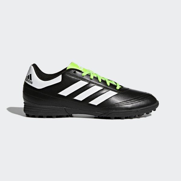 new style eb538 a4012 Zapatos de fútbol para césped artificial Goletto 6 CORE BLACK FTWR  WHITE SOLAR GREEN