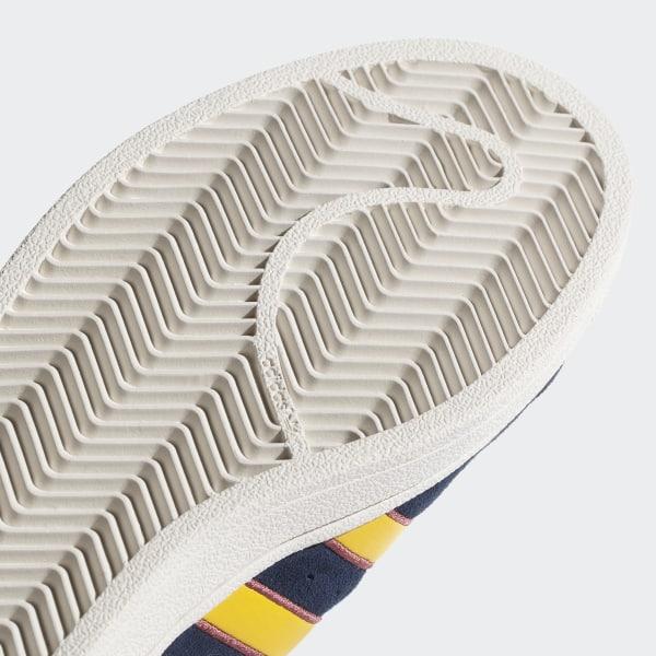 buy popular 4eb55 29903 Superstar Shoes Collegiate NavyYellow AdipreneRed CM8080