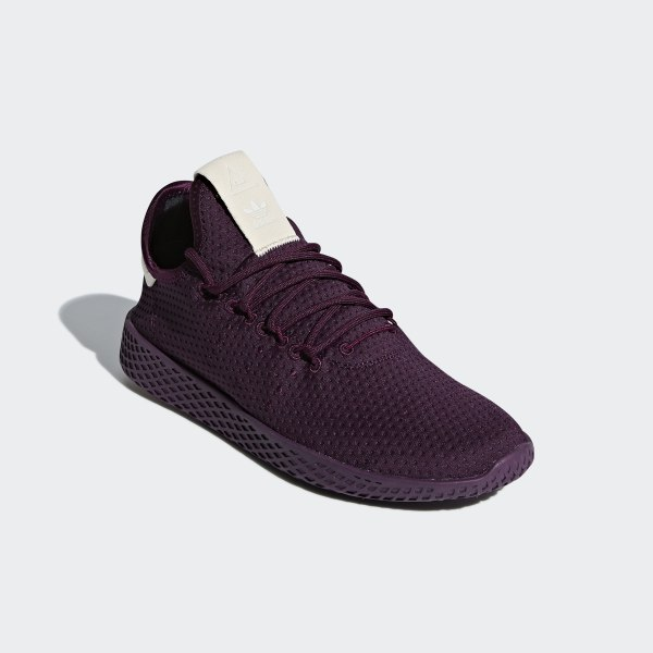 a81043eaf66ca Pharrell Williams Tennis Hu Shoes Red Night   Red Night   Off White B41892