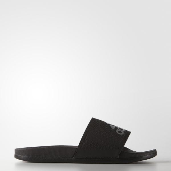 2afcbe94a52663 adidas Men s adilette Supercloud Plus Slides - Black