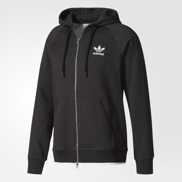 5c97c45ce adidas Essentials Fleece Hoodie - Black