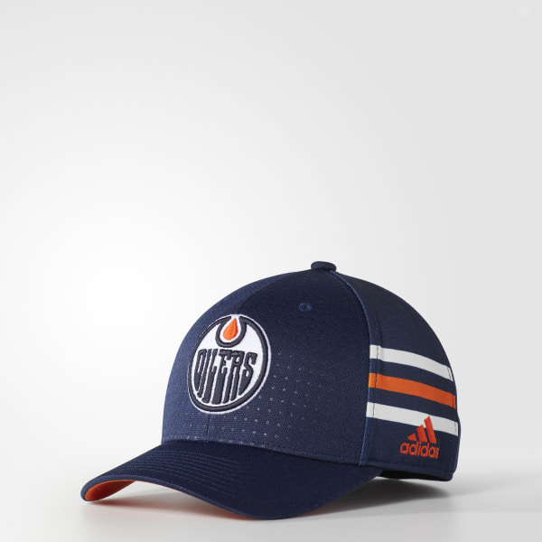 adidas Oilers Structured Flex Draft Hat - Multicolor  bcd67f867