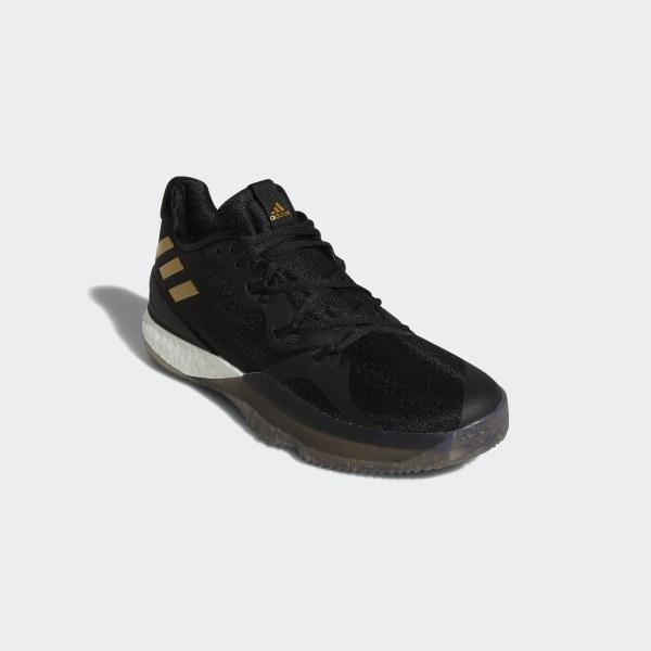 b69b52ed36b Crazylight Boost 2018 Shoes Hi-Res Red   Gold Met.   Core Black AQ0006