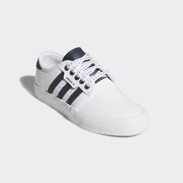 buy popular cdf00 d2613 Seeley Shoes ftwr white   collegiate navy   gum4 B27803