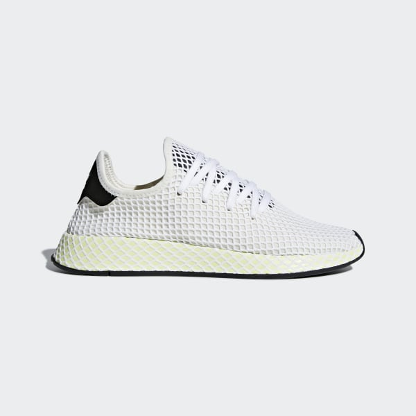 super popular 1f29c 32da2 Deerupt Runner Shoes Chalk White  Core Black  Core Black CQ2629