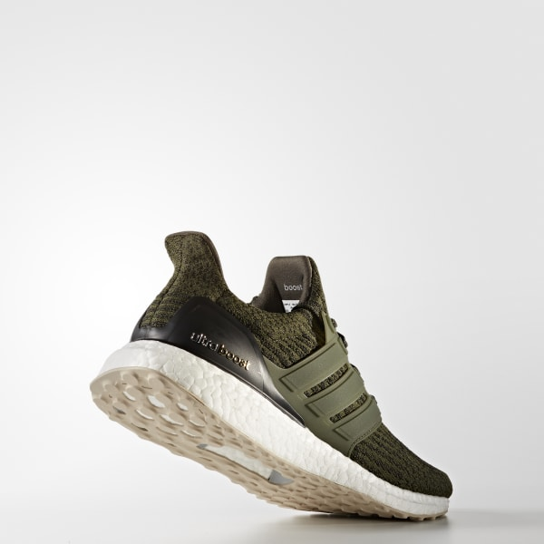 a10ce60cc Ultra Boost Shoes Night Cargo   Night Cargo   Clay Brown S80637