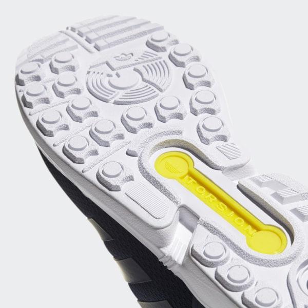 brand new c1128 49d54 Chaussures ZX Flux Dark BlueCore White M19841