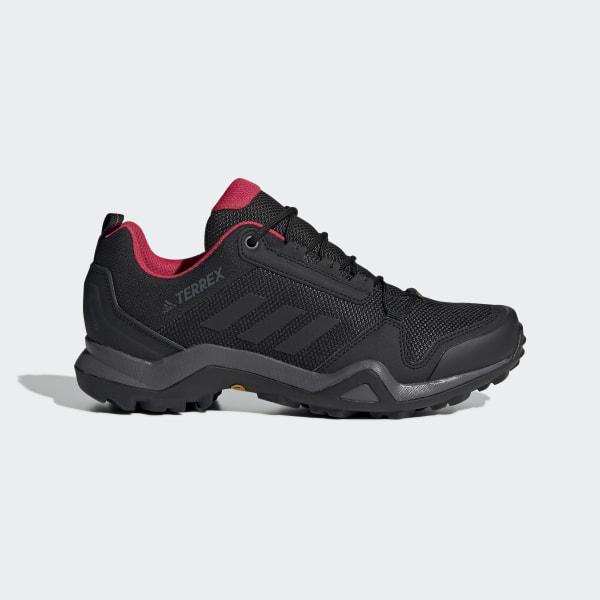 5f3cf111c02 Terrex AX3 GTX Shoes Black   Core Black   Active Pink BC0572