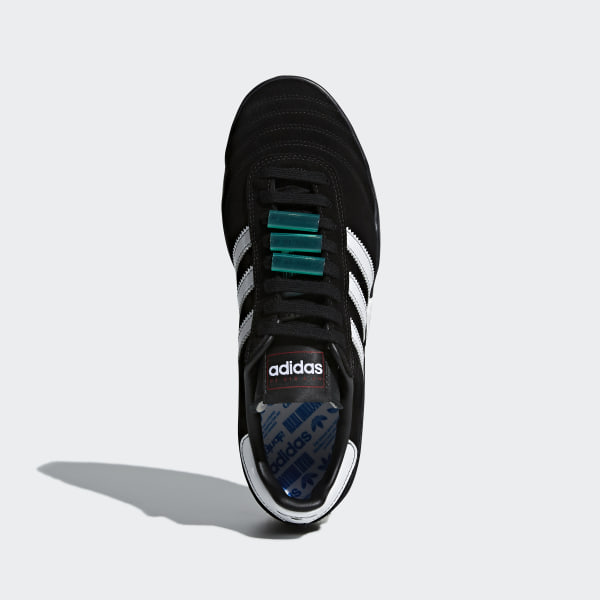 bac1937660bf7 adidas Originals by Alexander Wang Soccer Shoes Core Black Ftwr White Core Black  AQ1232