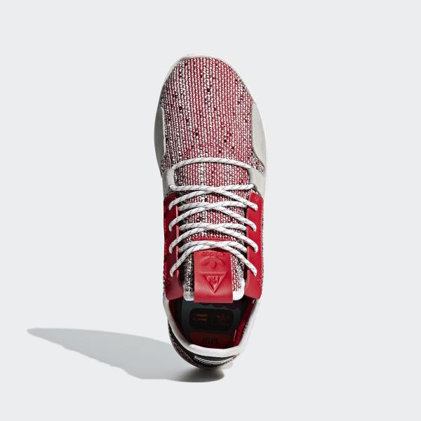 sneakers for cheap 0b4ec da2db Pharrell Williams SOLARHU Tennis V2 Shoes Scarlet  Cloud White  Core Black  BB9542