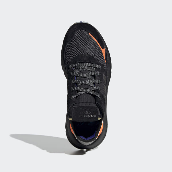Nite Jogger Shoes Core Black / Carbon / Active Blue CG7088