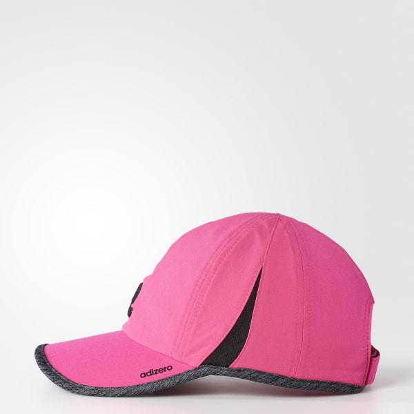 adidas adizero 2 Hat - Pink  e87871669be