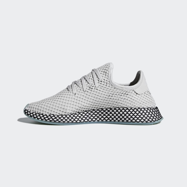check out 7878e 9b7bd Chaussure Deerupt Runner Grey One   Grey One   Clear Mint B41754