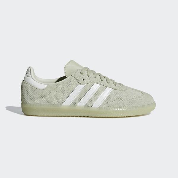 ed64aa54cca Samba OG Shoes Aero Green   Aero Green   Ftwr White B44685