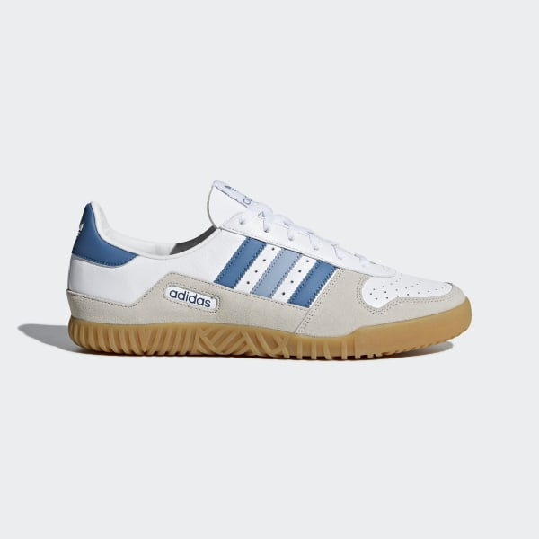 huge selection of 9545b fcae6 Tenis Indoor Comp SPZL FTWR WHITE SUPPLIER COLOUR CLEAR BROWN B41820