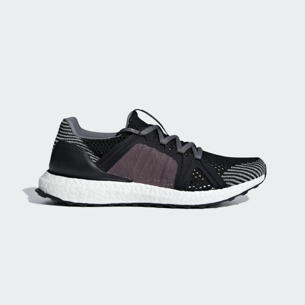 cheap for discount bef39 5cc20 Ultraboost Sko Core Black  Smoked Pink  Core Red AQ0796