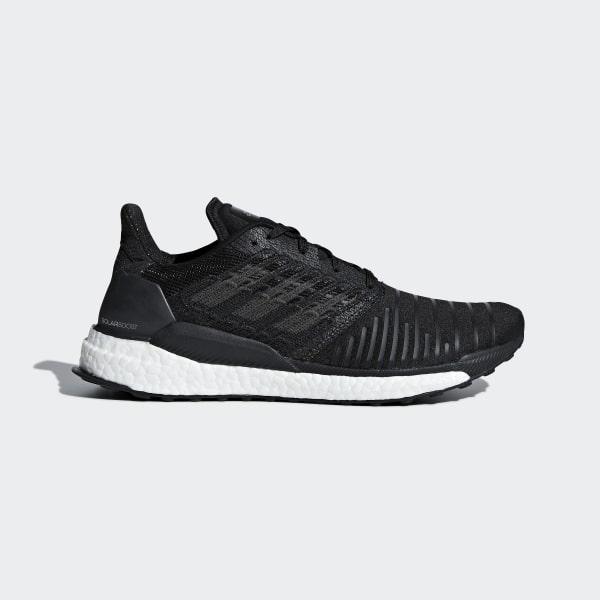 d49ea0b35 SolarBoost Shoes Core Black   Grey Four   Cloud White CQ3171