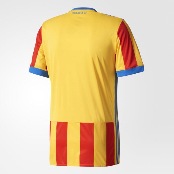 8e41054f211e adidas Valencia CF Away Jersey - Yellow