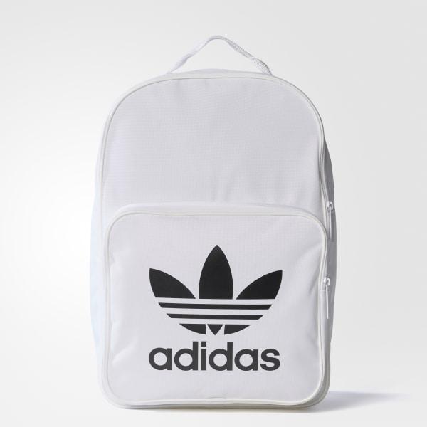 08bda43d0236 adidas Trefoil Backpack - White