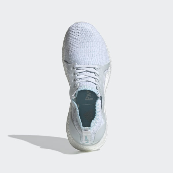 c570c51c84a3a Ultraboost X Parley Shoes Icey Blue   Cloud White   Icey Blue BY2707