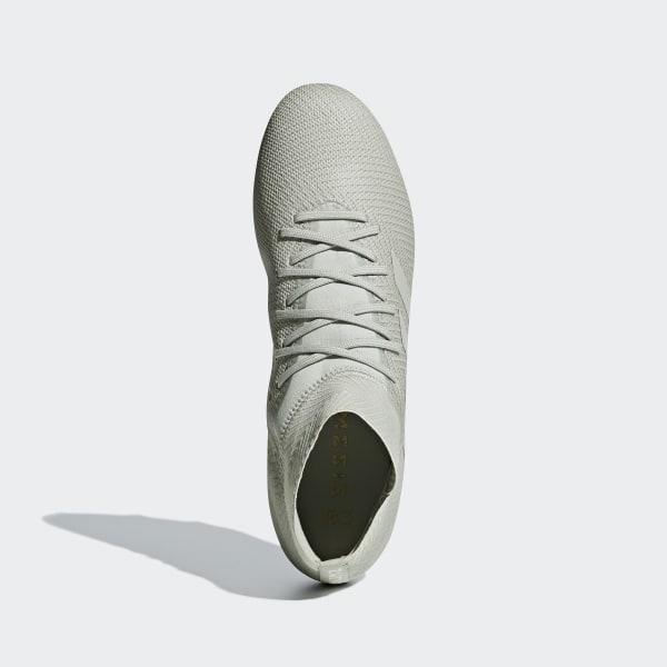 sale retailer 1c987 74dba Nemeziz 18.3 Firm Ground Boots Ash Silver  Ash Silver  White Tint DB2110