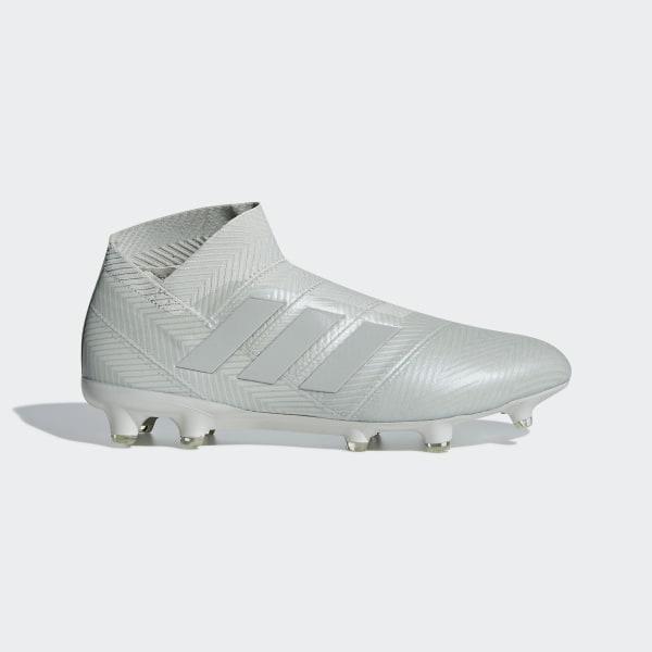 brand new e4c3c d0097 Zapatos de Fútbol NEMEZIZ 18+ FG ASH SILVER F18 ASH SILVER F18 WHITE
