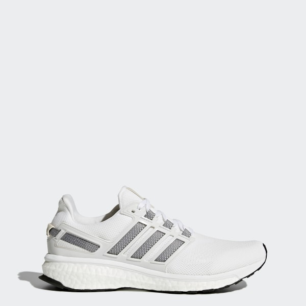 2dfeaf625052 adidas Men s Energy Boost 3 Shoes - White