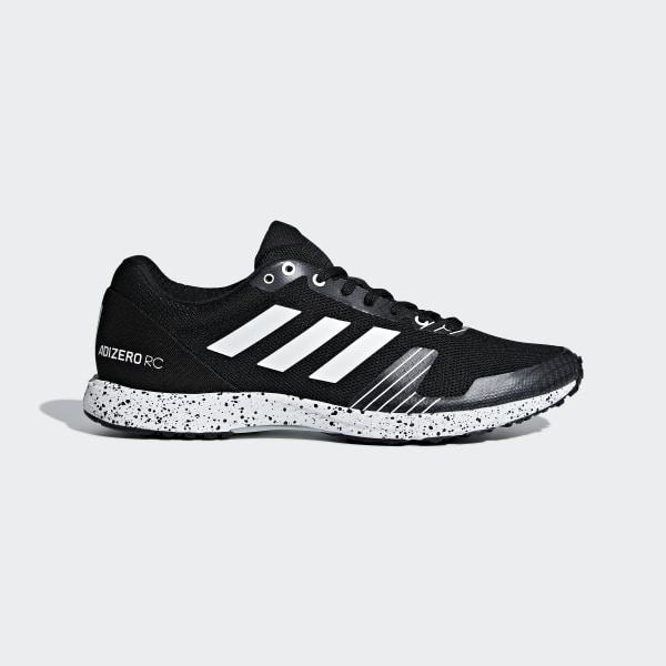 57a1ddf32 Adizero RC Shoes Core Black   Ftwr White   Carbon B37391