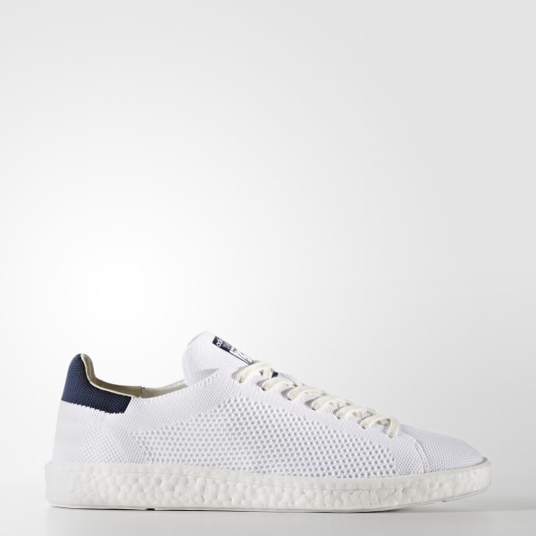 finest selection a65a0 f9c3c STAN SMITH BOOST PK FTWR WHITE FTWR WHITE COLLEGIATE NAVY BB0012