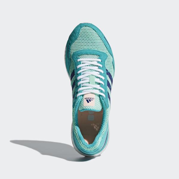 Adizero Adios 3 Shoes Clear Mint   Mystery Ink   Hi-Res Aqua CM8361 731f1cda1