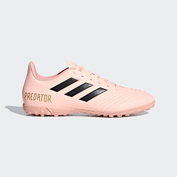 Zapatos de Fútbol PREDATOR TANGO 18.4 TF CLEAR ORANGE F18 CORE BLACK CLEAR  ORANGE f03fd1e256bcc