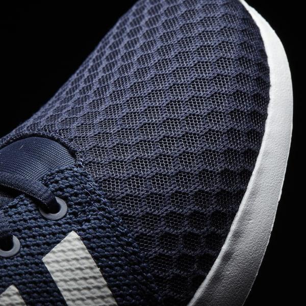 e1d309f3622231 Cloudfoam Swift Racer Shoes Collegiate Navy   Grey   Core Blue BB9943