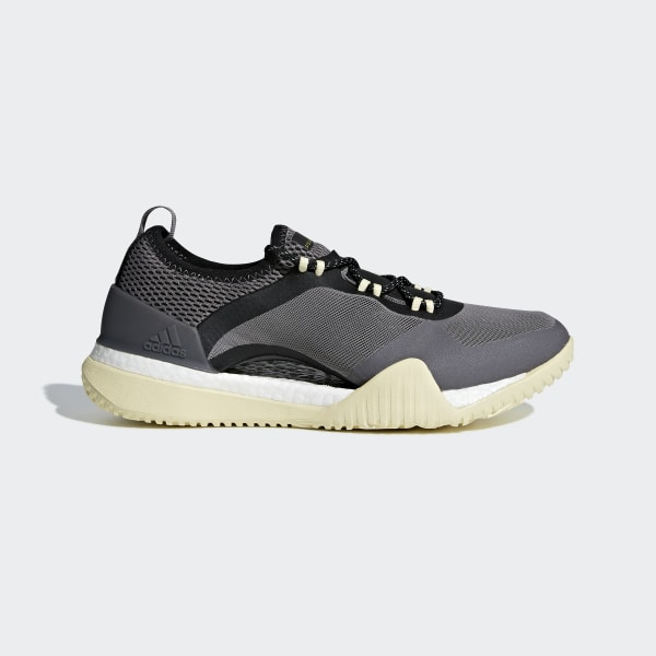 0eb30ae85 Pureboost X TR 3.0 Shoes Stone   Granite   Mist Sun AC7556