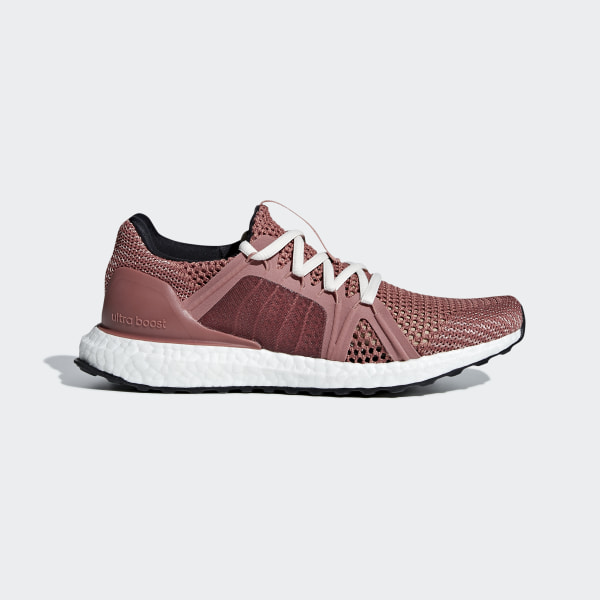 c19023dcd Ultraboost Shoes Raw Pink   Coffee Rose   Core Black AC7565