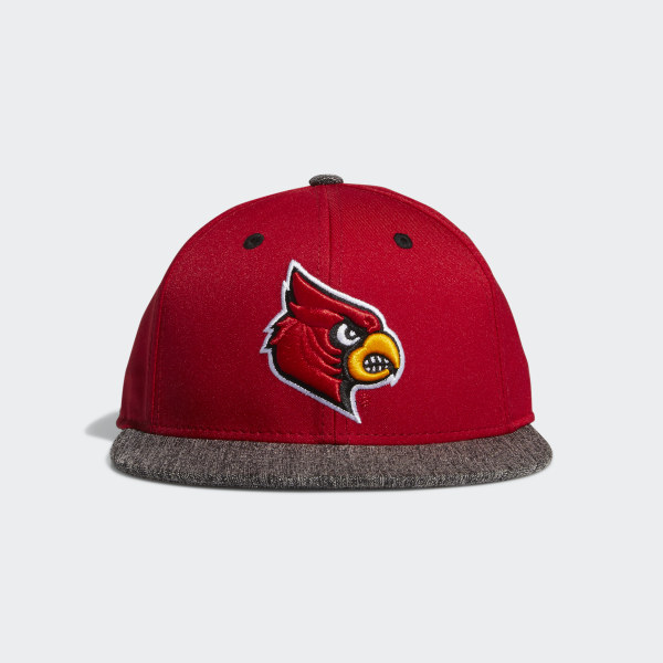 adidas Cardinals Flat Brim Hat - Multicolor  d3e1283b3