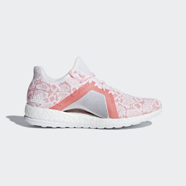 Zapatillas Pureboost X Element OFF WHITE FTWR WHITE CHALK CORAL S18 BB6082 2fb42f2802a63