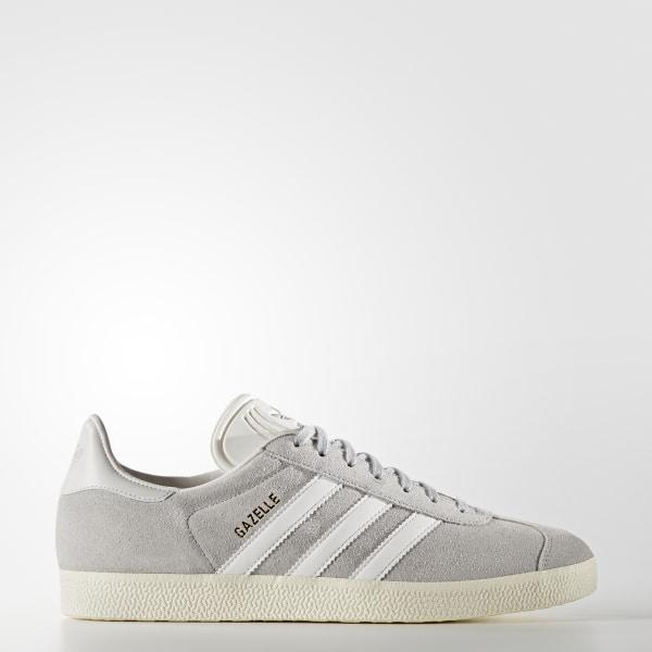 fae0edfa4b2 adidas Men s Gazelle Shoes - Grey