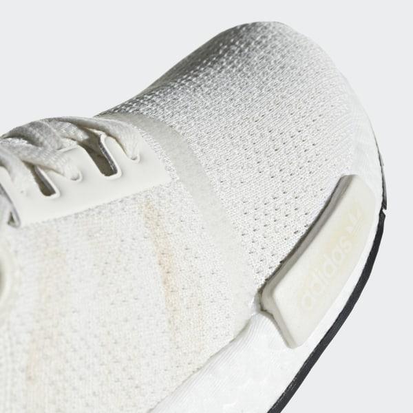 c611d1b8980bd NMD R1 Shoes chalk white   linen   core black G27938