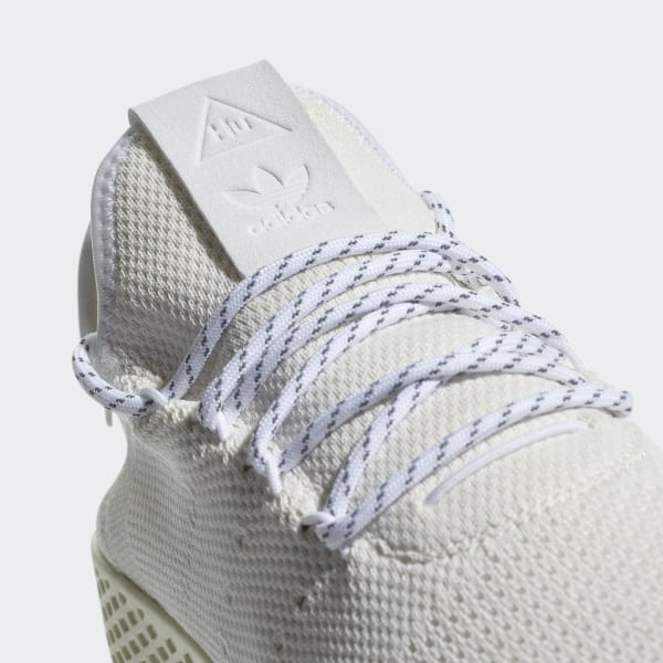 Pharrell Williams Hu Holi Tennis Hu BC Shoes Cream White   Cream White    Cloud White 08e77c6c2
