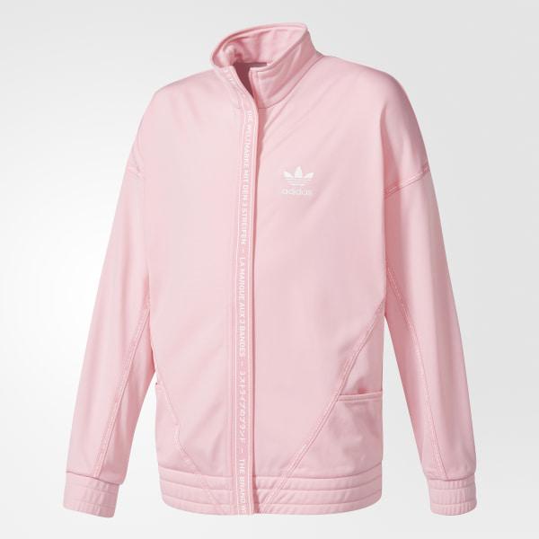 b173e968943e adidas Firebird Track Jacket - Pink