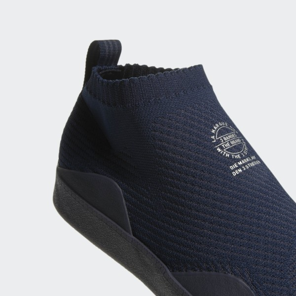 uk availability 2a869 37daa Chaussure 3ST.002 Primeknit Collegiate Navy  Trace Blue  Trace Blue B22734